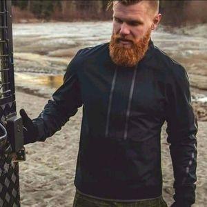 RARE Lululemon Cross Tech Shell jacket blk